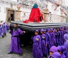 Semana Santa procession 2