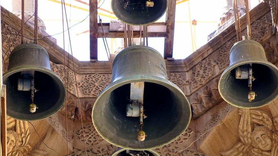 Easter bells France