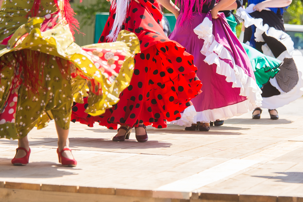 Flamenco Easter Spain