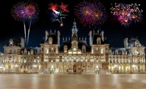 July - Bastille Day, France