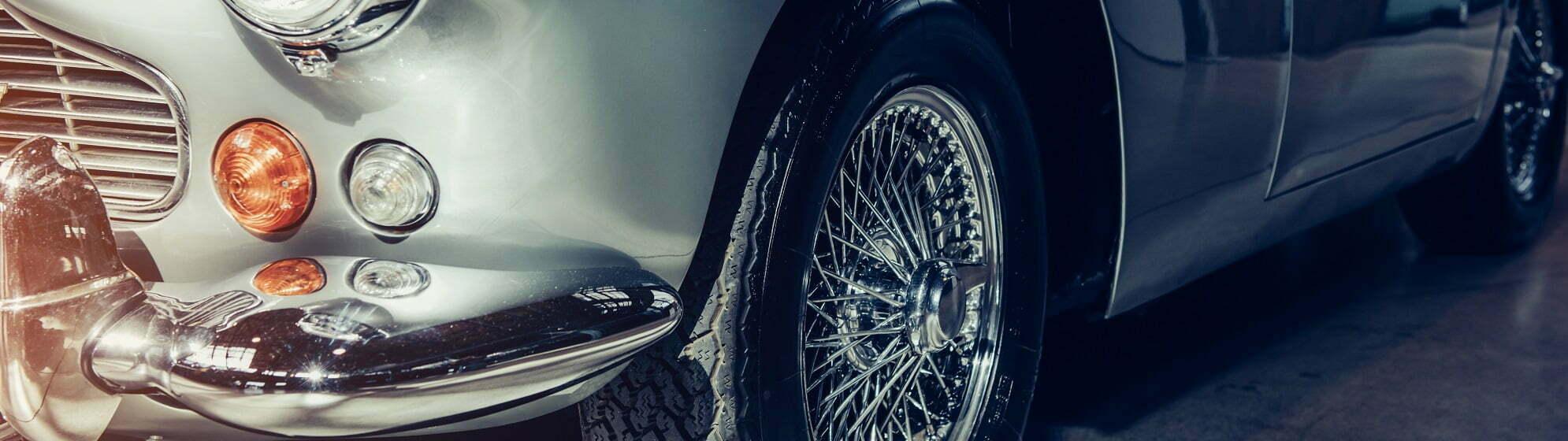 Automotive banner