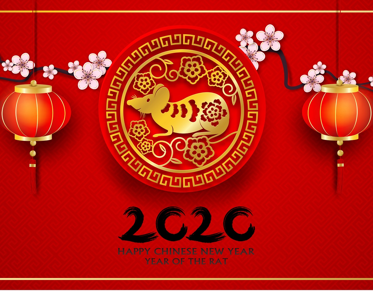 Chinese New Year - Year of the Rat 1200x936